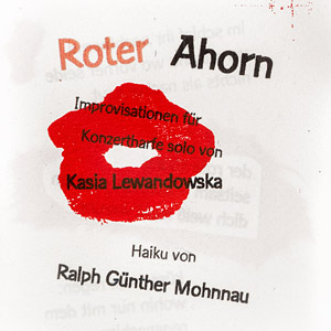 Roter Ahorn